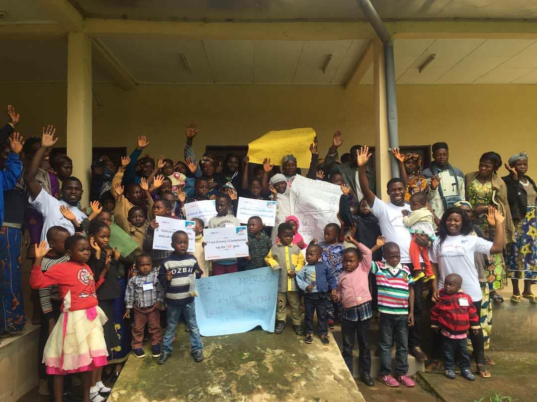 HERO Cameroon Celebrates World Sickle Cell Day 2017