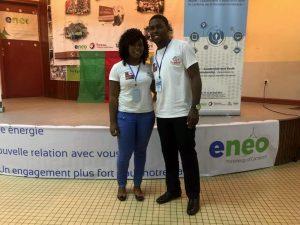 HEROES Dr. Njang and Dr Etombi