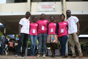 Menstrual Hygiene Day 2017 in Cameroon, HEROES