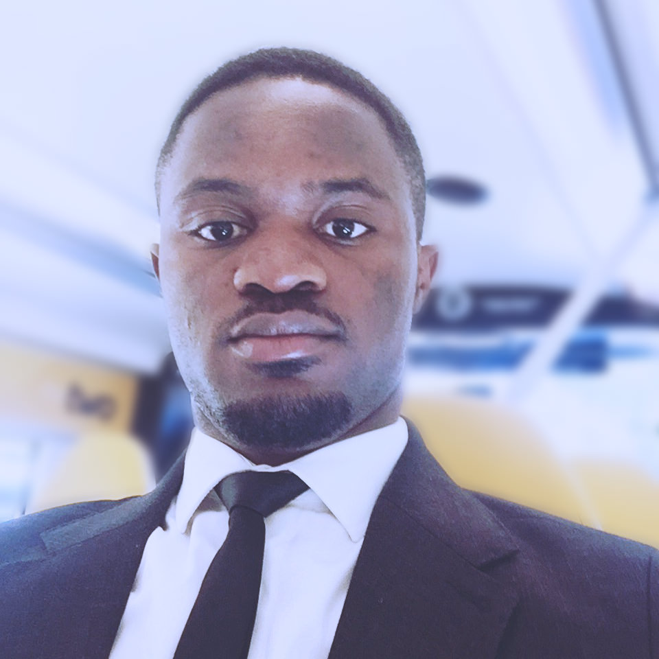 ben-lawrence, ceo of HERO Cameroon