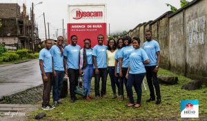 Herp Cameroon Celebrates World Hepatitis Day with HYSACAM, Team
