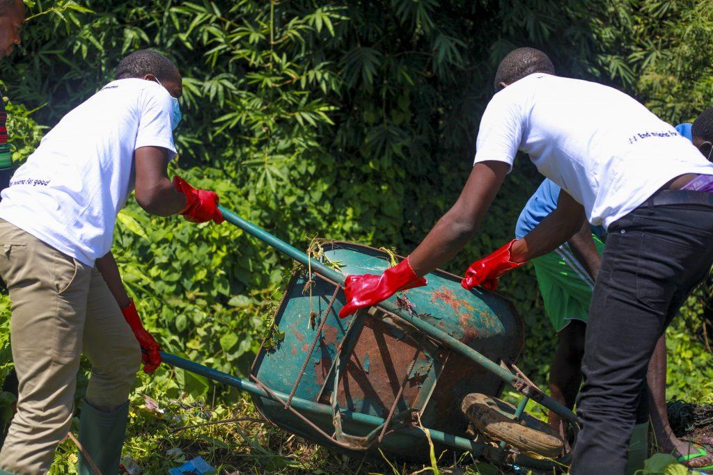 Celebrating World Malaria Day 2018 in Bakingili, Cameroon
