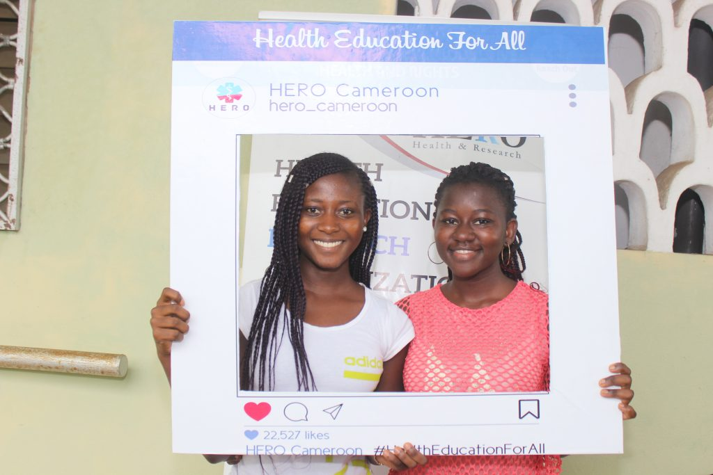 World Blood Donor Day 2019 with HERO Cameroon